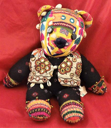 Teddy Banjara Style in BLack