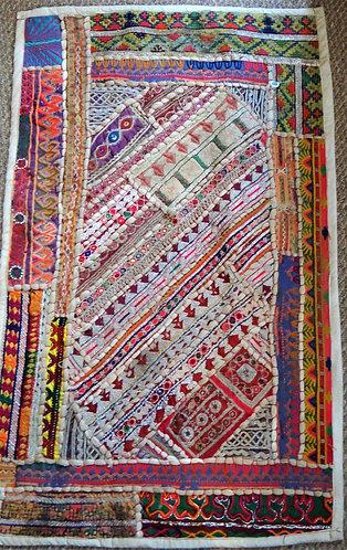 Shifha:Small Banjara Vintage Wall Hanging