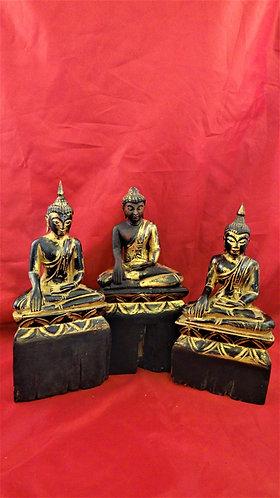 Shakyamuni Trio