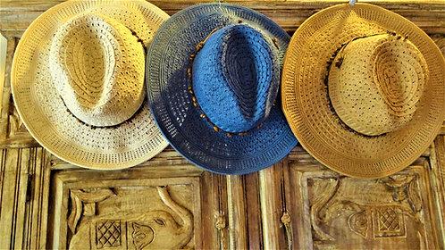 Kate's Flat Brim Hat