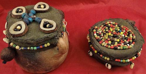 Moroccan Tribal Pots