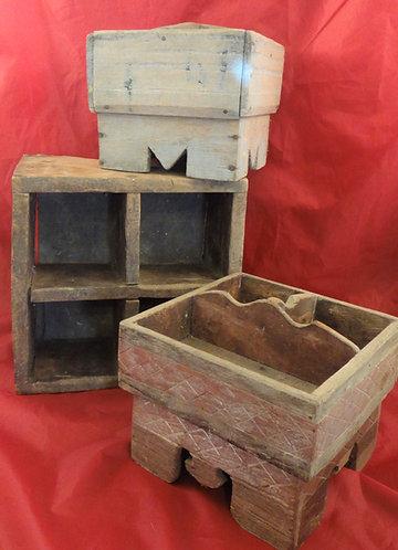 Vintage Betel Nut Trays