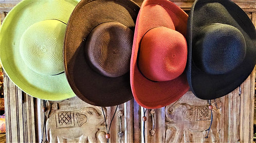 Mae's Kettle Brim Hat