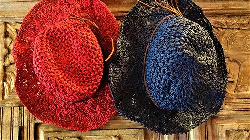 Paper Crochet Hat