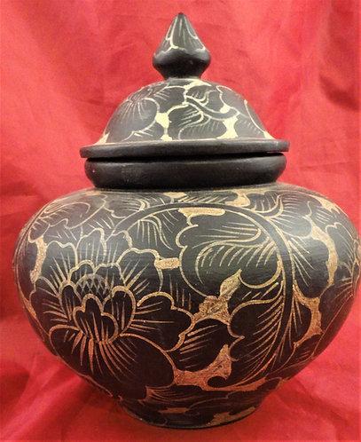 Lanna Flower Jar