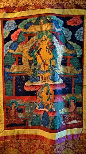 Manjushree: God of Divine Wisdom