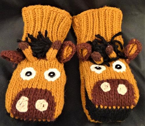 Giraffe Glovens