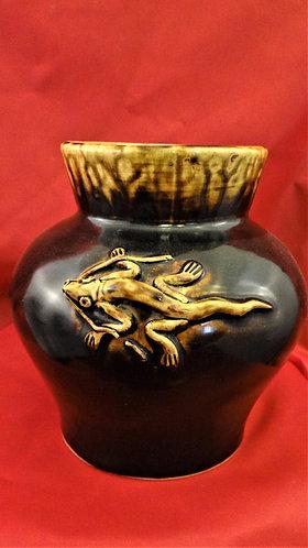 Gecko Vase