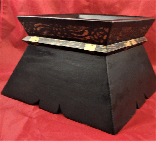 Thai Wood Tray Stand