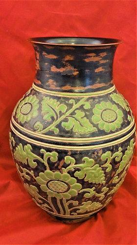 Flora & Leaf Vase