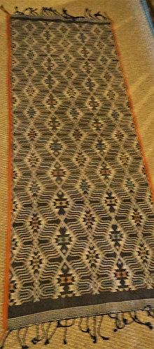 Arenga Pinnata: Woven with Palm Bark Strips