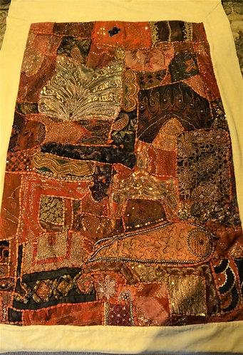 Maya: Zardozi Wedding Festival Quilt