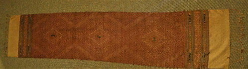 Antique Daimond BrocadeThai Silk Scarf