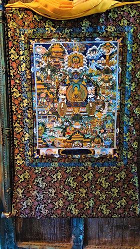 Wheel of Life: Shakyamuni Buddha