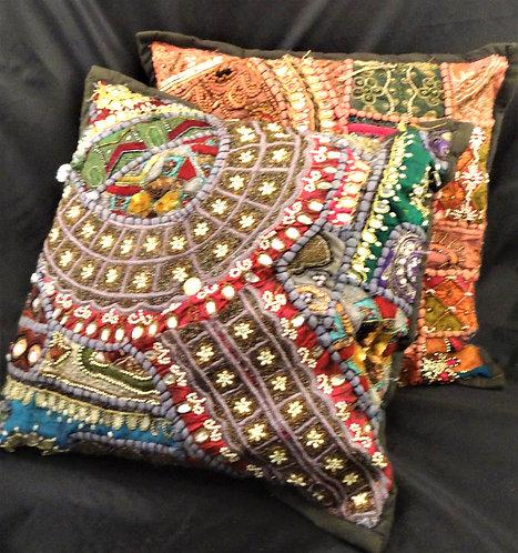 Zardozi Pillow Covers