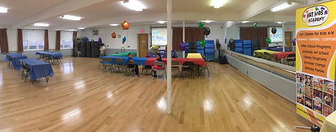 Art Kids Academy Paramus Location