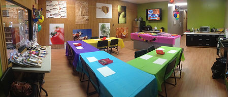 Art Kids Academy Lyndhurst Location