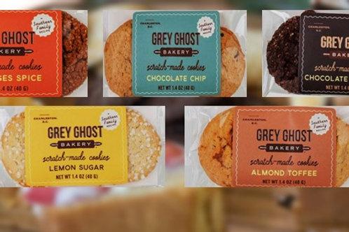 Grey Ghost Bakery Cookies - 2 pack