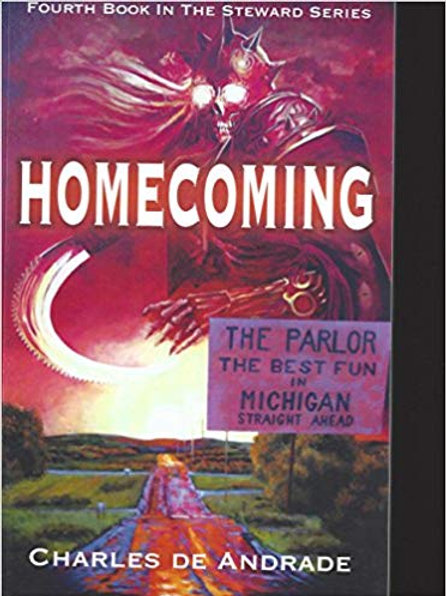 Homecoming - Book Four of Stewardship Series