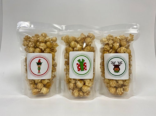 Popsations Holiday Classic Caramel Popcorn