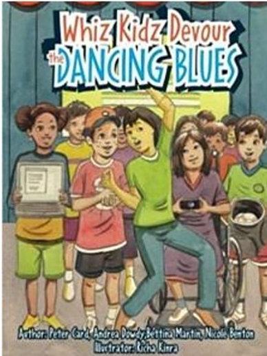 Devour the Dancing Blues