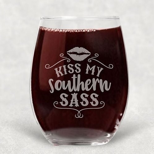 Kiss My Southern Sass