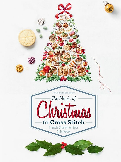 The Magic of Christmas to Cross Stitch: A Beginner's Guide to Artisan Upholstery