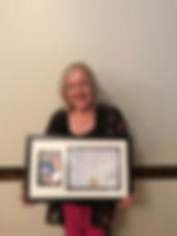 janie dempsy award.JPG
