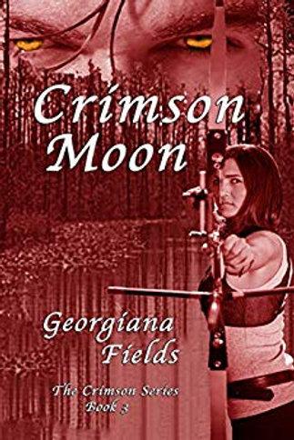 Crimson Moon  - Book 3