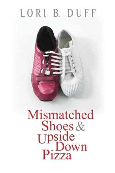 Mismatched Shoes & Upside Pizza Box