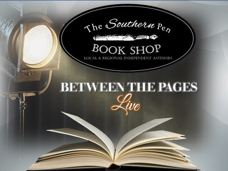 Between The Pages Live - Launched