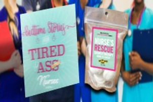 Nurse's Rescue Gift Set