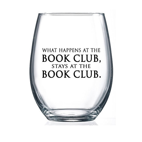 What happens at the Book Club