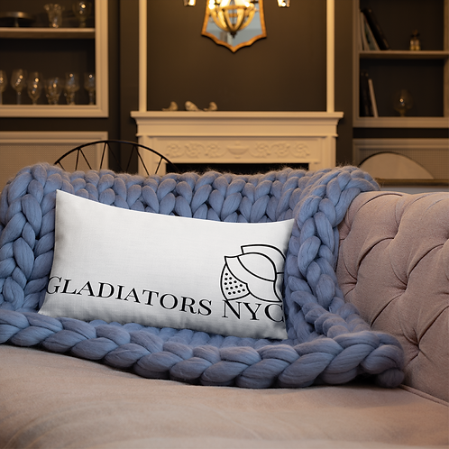 Gladiators NYC Premium Pillow