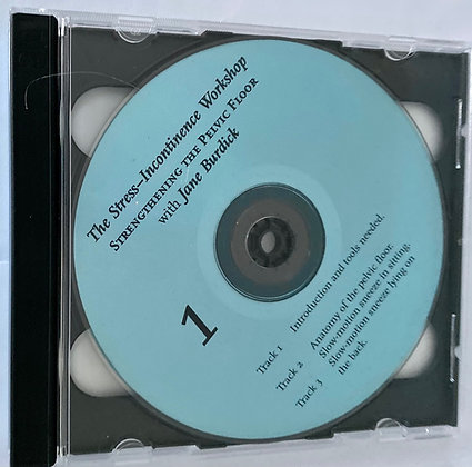 2-CD Version of The Stress Incontinence Workshop