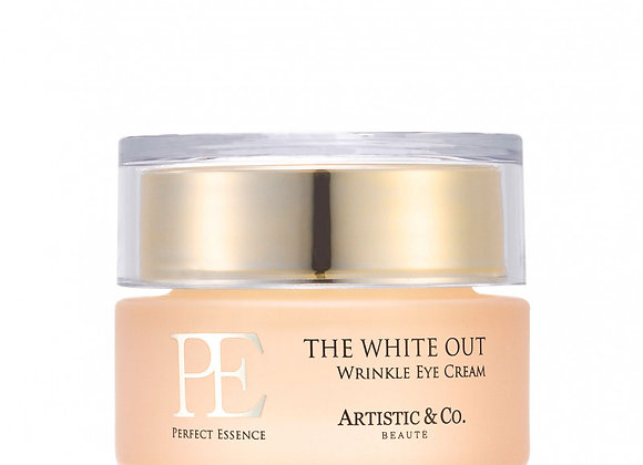 PE THE WHITE OUT WRINKLE EYE CREAM (15g)