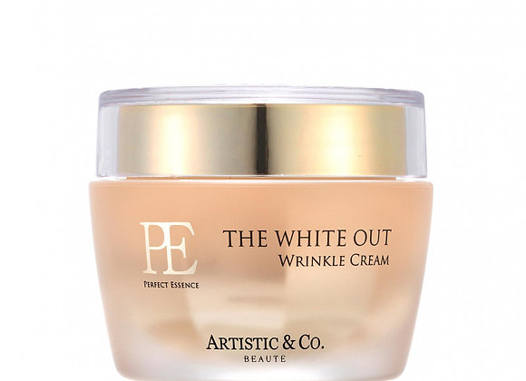 PE THE WHITE OUT WRINKLE CREAM   (50g)