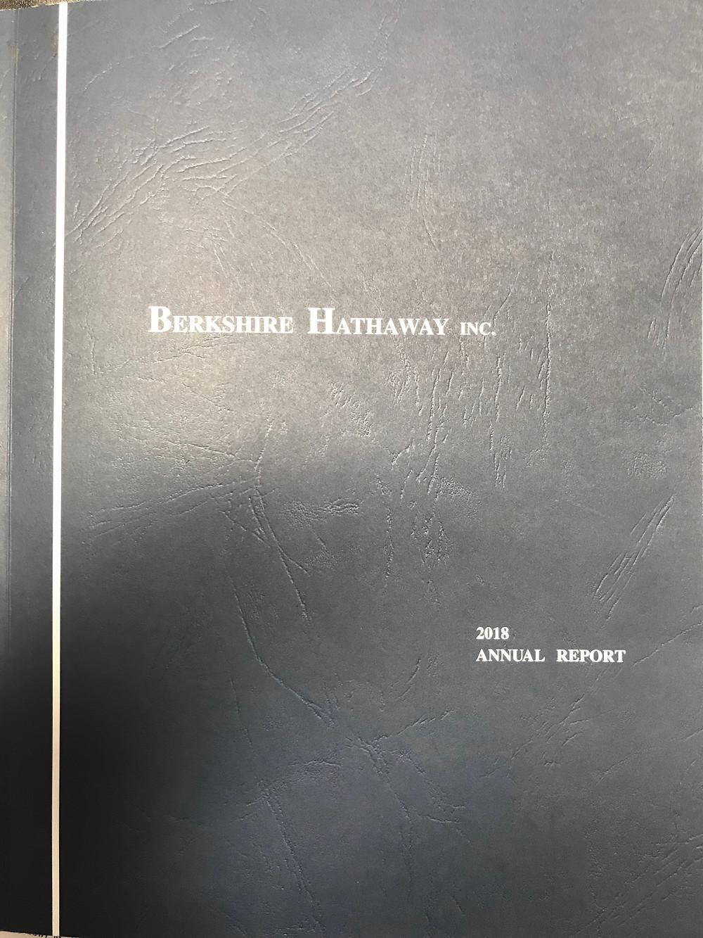 תובנות מהדוח השנתי לשנת 2018 של ברקשייר האת'ווי ווורן באפט
