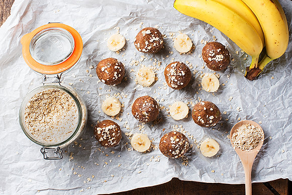 Banana Energy Ball