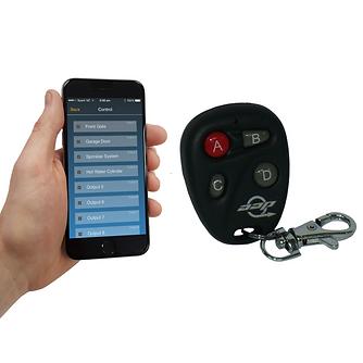 remote phone app Alarm Security System