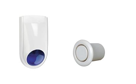 outdoor indoor siren Alarm Security System