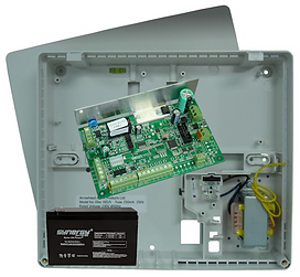 control panel battery gsm security alarm system