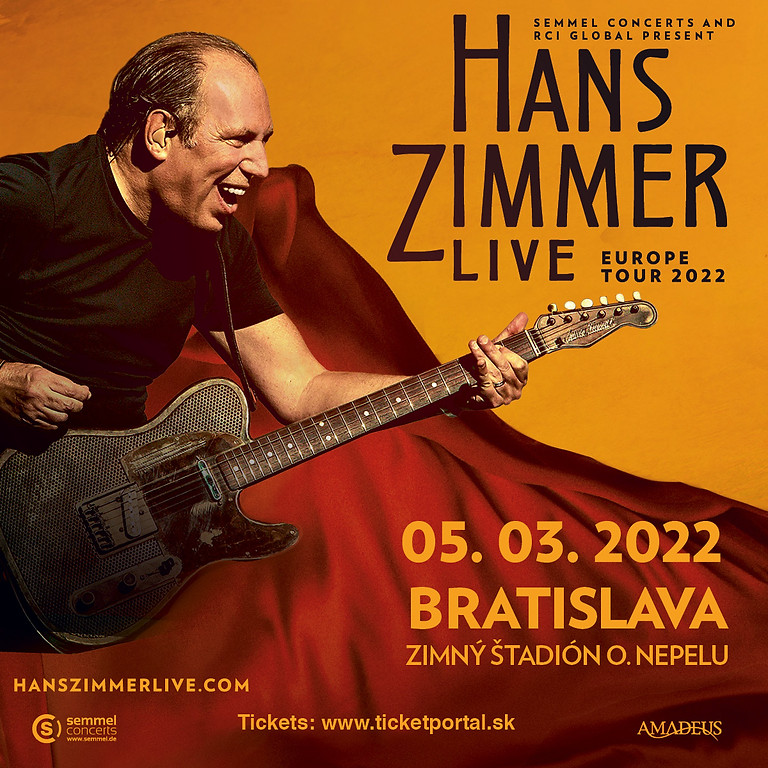 Hans Zimmer | Bratislava
