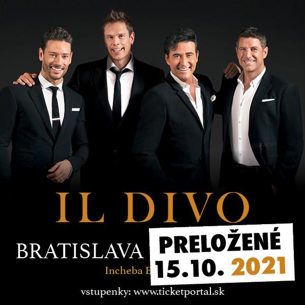 IL DIVO | Bratislava