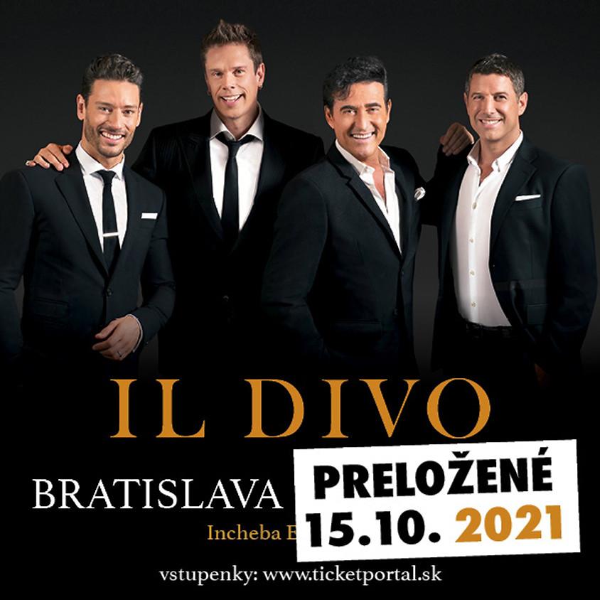 IL DIVO   Bratislava