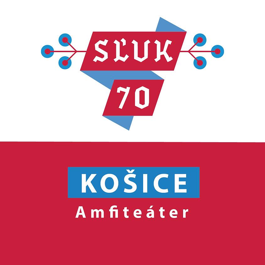 SĽUK - 70 rokov | Košice