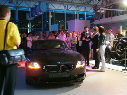 BMW Tempus Bavaria