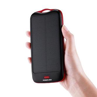 סוללת גיבוי סולארית mAh 10000 PowerAdd