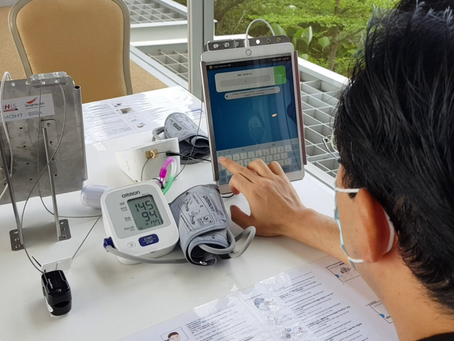 Expo CCF adopts remote monitoring to save manpower and improve efficiency