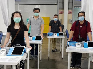A novel solution to meet the pandemic head-on